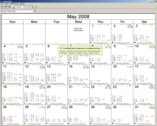 Hilary Clinton Calendar